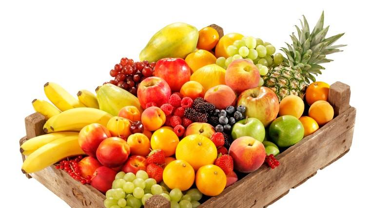 Blagodejni sadeži (foto: profimedia)