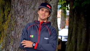 Mladi slovenski olimpijec Žan Košir