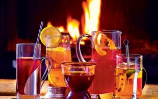 Zimski napitki, ki vas pogrejejo od znotraj