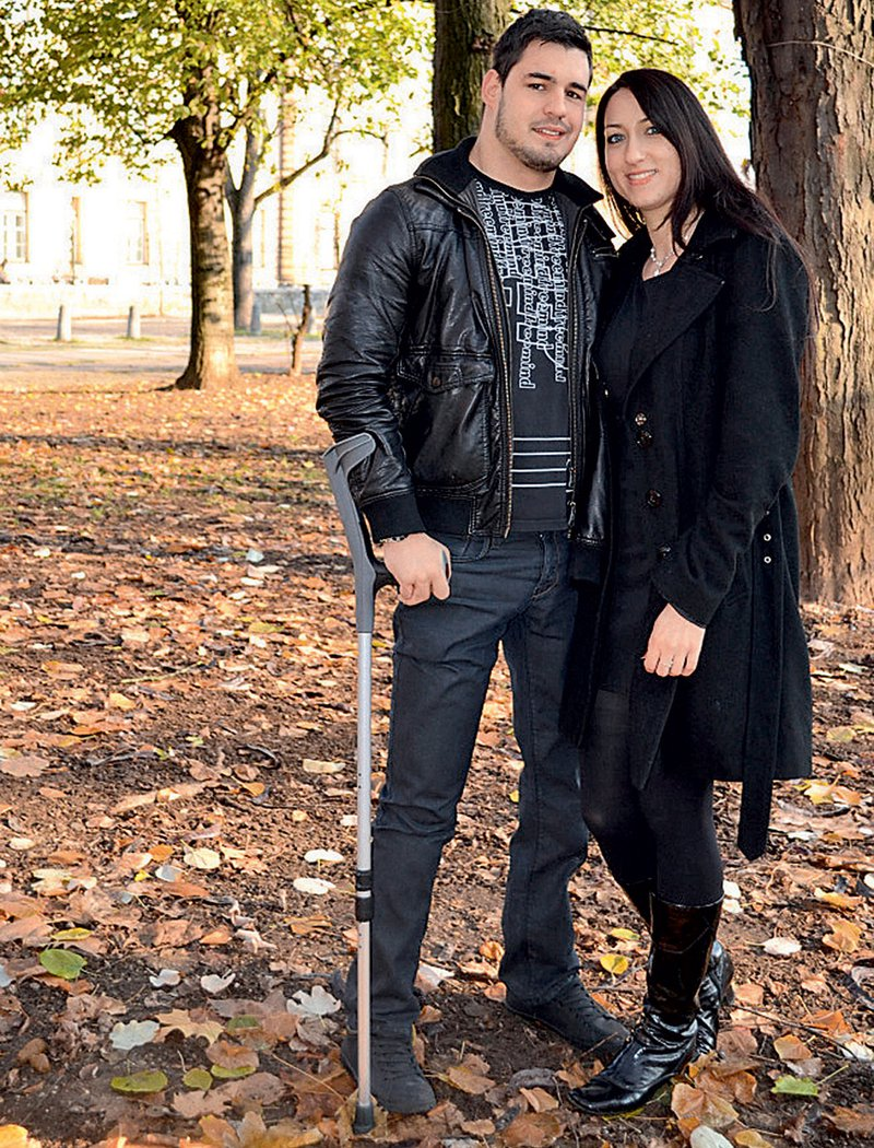 Darko Đurić in Iris