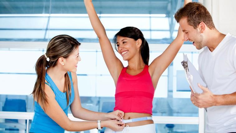 6 korakov do tanjšega pasu (foto: Shutterstock.com)