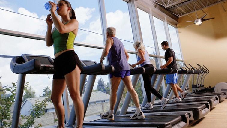 Razbijte monotonost vadbe na tekalni stezi (foto: Profimedia)
