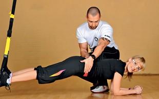 Shujšajte in učvrstite telo