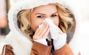 Gripa - simptomi in kaj najbolj pomaga