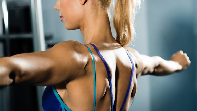 Učvrstite mišice rok v nekaj minutah (foto: Shutterstock.com)