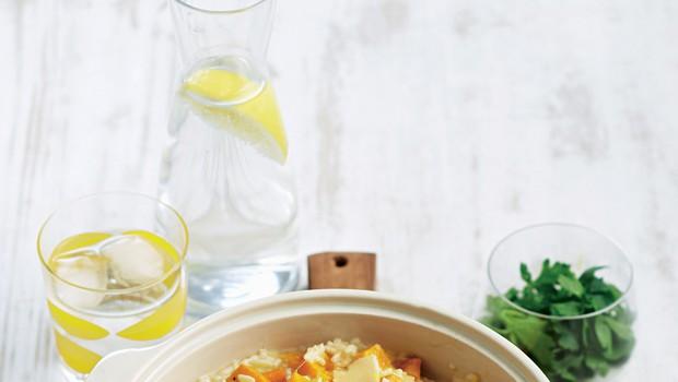 Rižota z bučo (foto: foodstock photo)