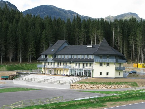 Pokljuka Športni center Triglav