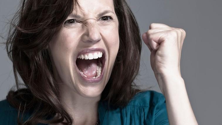 Jeza škoduje jetrom (foto: Profimedia)