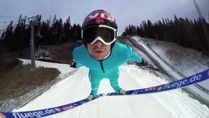 Letimo z norveškim skakalcem