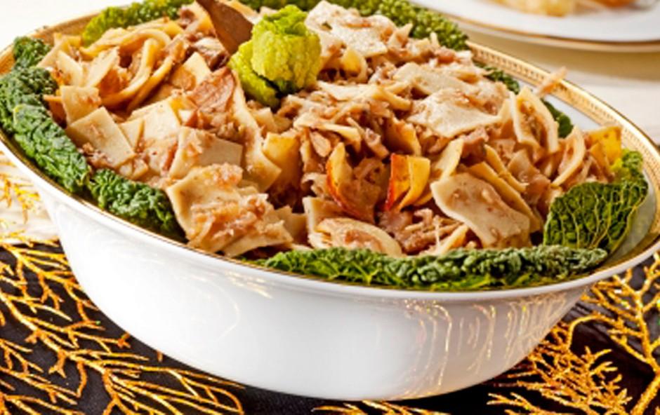 Recept: Zeljne krpice