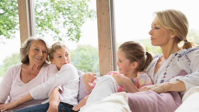 Dedne bolezni v družini (foto: Profimedia)