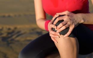 Tekaško koleno - vaje za samopomoč