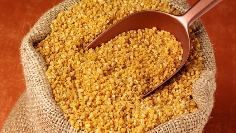 Bulgur - odlično dietno živilo (foto: Profimedia)
