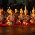 Predstava tradicionalnih tajskih plesov (foto: profimedia)