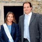 Leta 2010 je bil za kneza izvoljen Marcello Menegatto – Marcello I., njegova žena Nina pa je kmalu postala zunanja ministrica Seborge. (foto: revija Lisa)