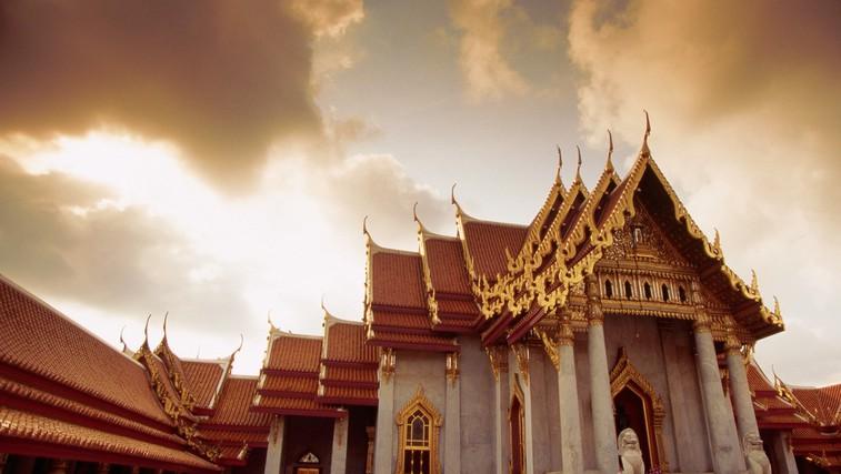 Bangkok prestolnica jugo-vzhodne Azije (foto: profimedia)