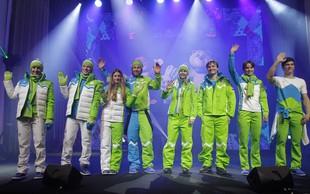 Foto: Seznanite se z našo bogato olimpijsko reprezentanco