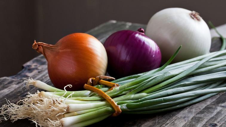 Zdravilni učinki čebule (foto: Shutterstock.com)