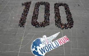 Še 100 dni do dogodka Wings For Life World Run