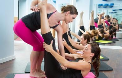 5 pilates vaj za boljšo gibljivost in krepitev mišic