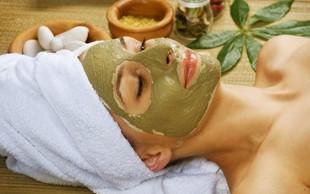 Naravna nega obraza z globinskim čiščenjem