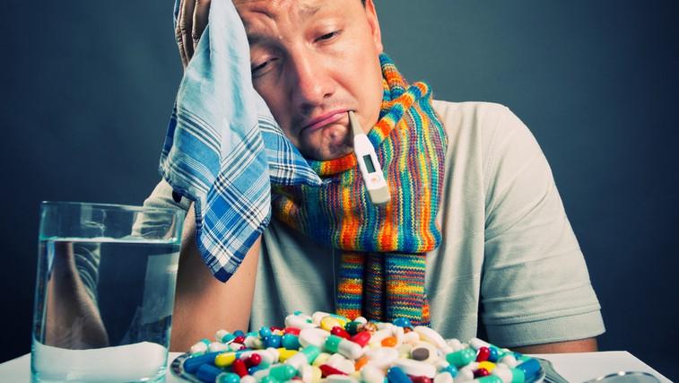 S hrano nad gripo (foto: Shutterstock.com)