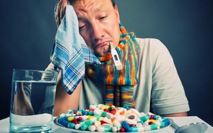 S hrano nad gripo