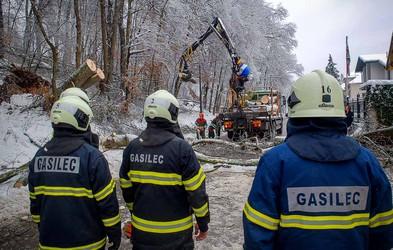 Pomagajte slovenskim gasilcem!