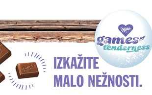 Delite Milkino čokolado s prijatelji!