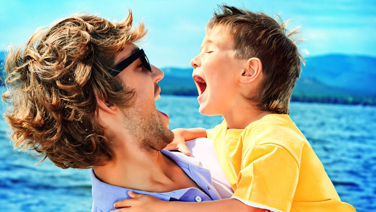 Kaj morajo sinovi slišati od očetov (foto: Shutterstock.com)