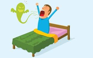 Ali se lahko znebimo jutranjega zadaha?