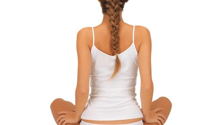 Vaja za izboljšanje telesne drže (foto: Shutterstock.com)
