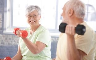 Kako ostati fit po 60. letu?