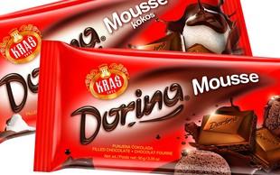 Dorina srečo delila z več kot 300 ljubitelji čokolade