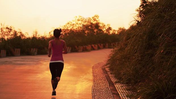 Če tečete zjutraj, boste v dobri formi ves dan (foto: Shutterstock.com)