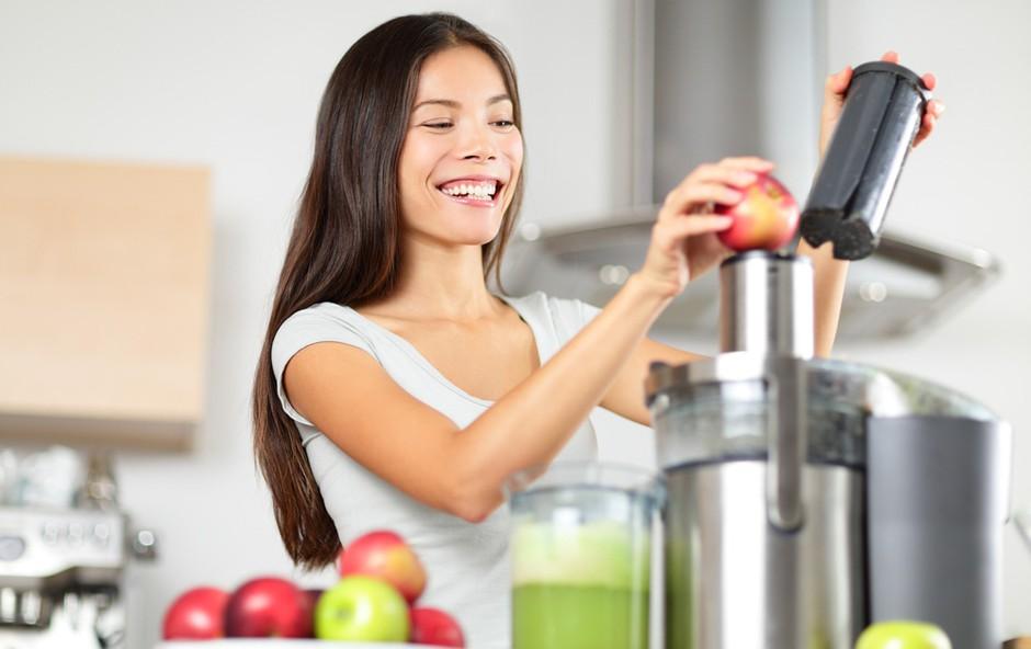 Video: Razstrupljanje s smoothieji (foto: Shutterstock.com)