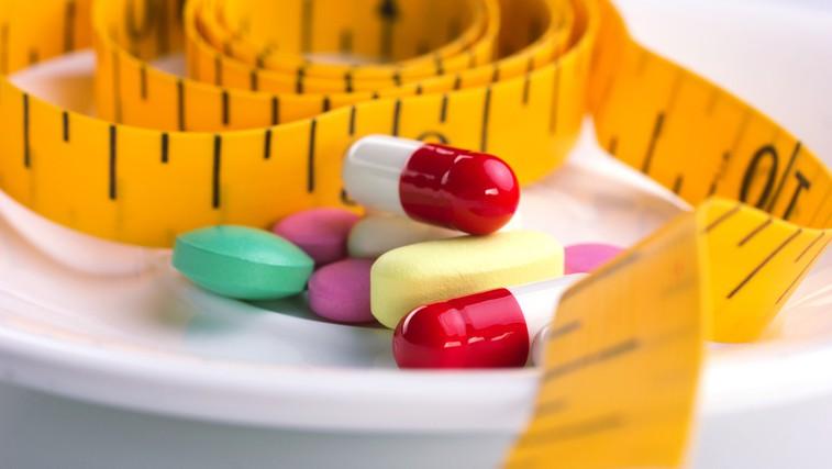Tablete za hujšanje - katere so najbolj učinkovite? (foto: Shutterstock.com)