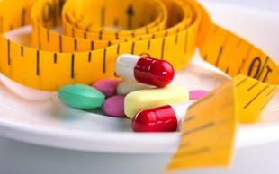 Tablete za hujšanje - katere so najbolj učinkovite?