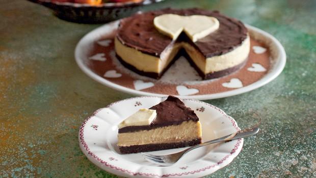 Pomarančna presna tortica (foto: Easy recepti)