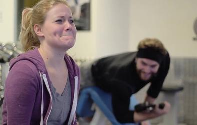 VIDEO: Po dolgem času nazaj na fitnes? Verjetno se boste počutili takole