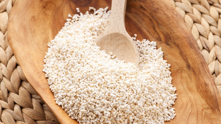 Amarant – šampion med žitaricami (foto: Shutterstock.com)