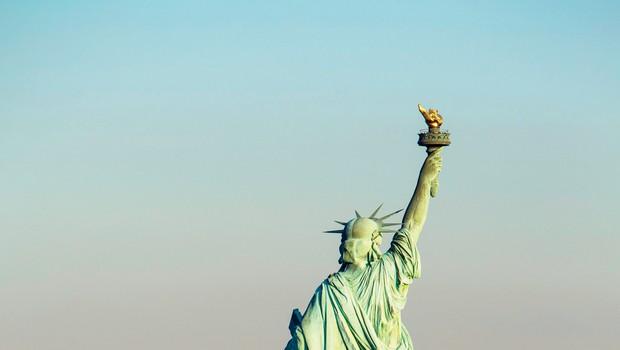 Kip svobode, New York, ZDA (foto: revija Lisa)