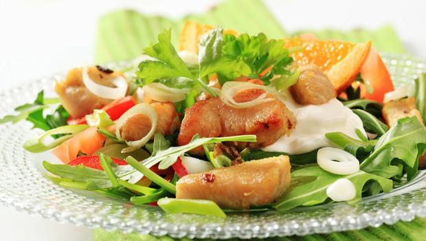 10 najboljših solat za ta čas (foto: Shutterstock.com)