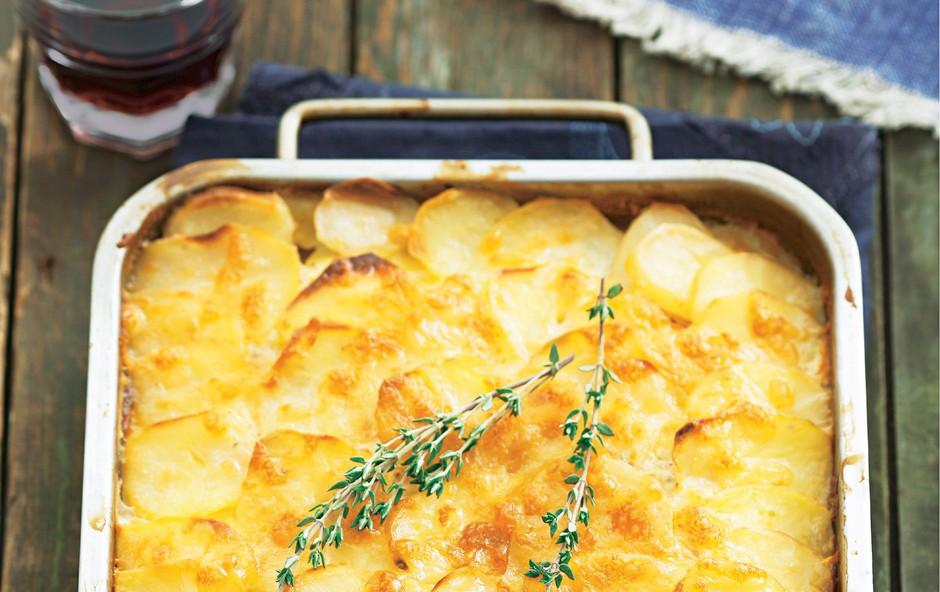 Recept za krompirjev narastek (foto: stockfood photo)