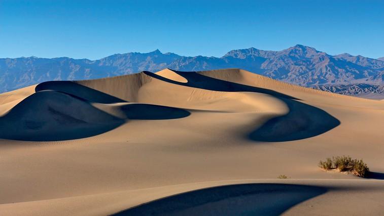 Dolina smrti, Kalifornija in Nevada, ZDA (foto: profimedia)