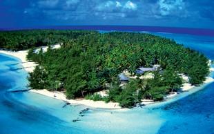 Brando – luksuzni resort na polinezijskem otoku Tetiaroa