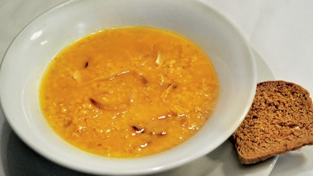 Recept za juho iz leče (foto: Anže Česen)