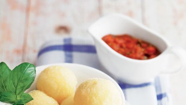 Kaj vse lahko naredimo iz krompirjevega testa (foto: revija Lisa)