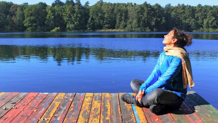 Vsak dan si vzemite pet minut za sprostitev (foto: Shutterstock.com)