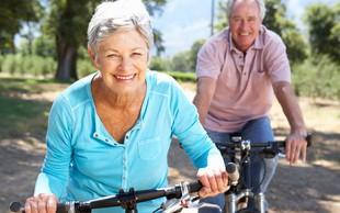 Zakaj je gibanje na stara leta dobro